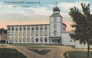 LEBANON , New Hampshire , 00-10s ; Everett Knitting Mill