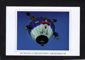 NM Hot Air Balloon Festival Humpty Dumpty ALBUQUERQUE NEW MEXICO Postcard