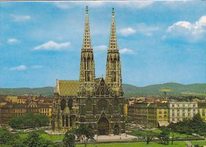 Austria Vienna Wien The Votivkirche
