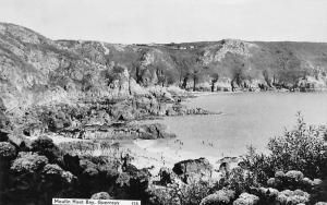 Guernsey Moulin Huet Bay General view