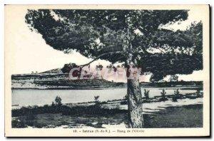 Postcard Old Istres (B R) Etang de l'Olivier