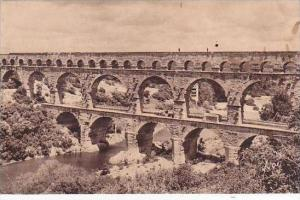 France Nimes Pont Du Gard