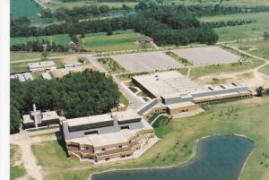 Aerial View, Conestoga College, KITCHENER, Ontario, Canada, 50-70´s