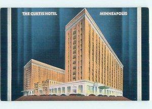 Linen HOTEL SCENE Minneapolis-St. Paul Minnesota MN AE1809