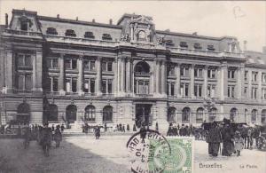 Belgium Brussells La Poste