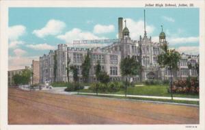 Illinois Joliet High School Curteich