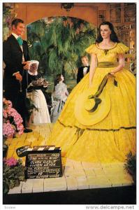 Movieland Wax Museum, Gone With The Wind, BUENA PARK, California, 50-70´s