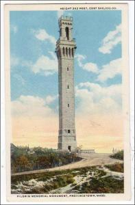 Pilgrim Memorial Monument, Provincetown Mass