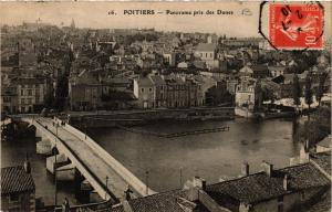 CPA POITIERS - Panorama pris des Dunes (365674)