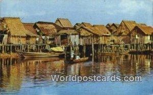 Houses on Slits Singapore 1967