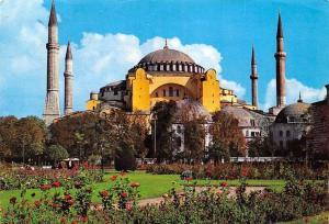 Turkey Istanbul St. Sophia Museum Muse de St. Sophie