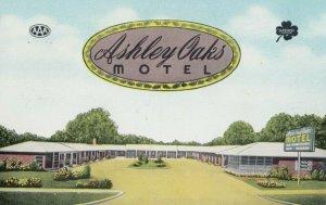VALDOSTA , Georgia , 1950-60s ; Ashly Oaks Motel