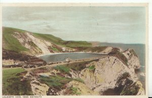 Dorset Postcard - Lulworth Cove - Near Weymouth - Ref 19551A
