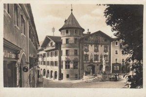 RP; BERCHTESGADEN , Germany , 1920-40s ; Marktplatz
