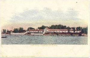 Free Public Baths, St. Paul, Minnesota, pre-1907