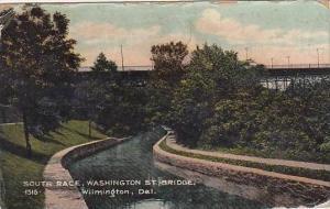 Delaware Wilmington South Race Washington St Bridge