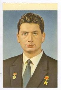 Russian Cosmonaut portrait, 1960s #3