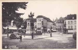 LUXEMBOURG, PU-1948; Place Guillaume