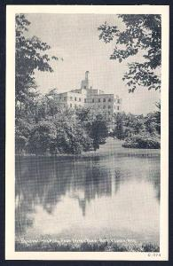 Battlecreek General Hospital Irving Park MI unused c1930's