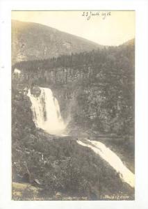 RP  Skervefossen i Eide - Norge, 1912