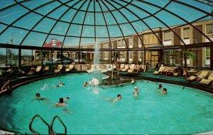 Massachusetts Wakefield Colonial Hilton Inn Swimming Pool