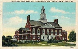 USA Keen Johnston Student Union Building Eastern Kentucky State 04.33