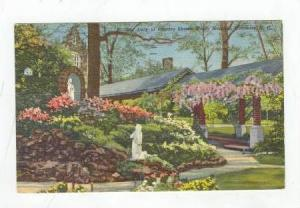Our Lady Of Lourdes Shrine, Mercy Hospital, Charlotte, North Carolina, PU-1949