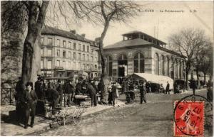 CPA CAEN - La Poissonnerie (383822)