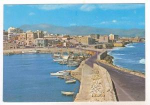 Heraclion (Candia), Greece,  50-70s   The Old Port