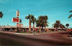 Arizona Mesa The Plainsman Lodge 1966