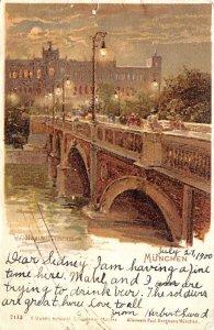 Munchen Germany 1900