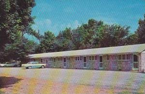 Tennessee Bolivar Hammons Motel