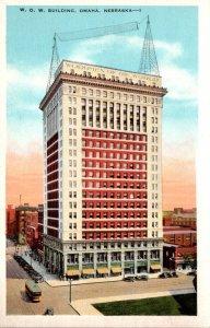 Nebraska Omaha Woodmen Of The World Building