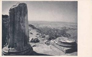 Greek Temple , Pergamum, Turkey , 20-30s