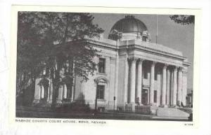 Washoe County Court House, Reno, Nevada, 20-40s