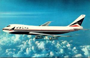 Delta Boeing 747 Superjet