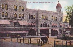 New York Malone Howard House