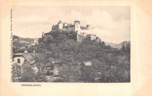 BR37172 Hohensalzburg austria