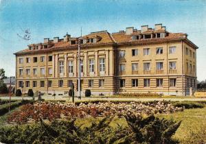 Poland Belchatow Siedziba Palace Garden Promenade