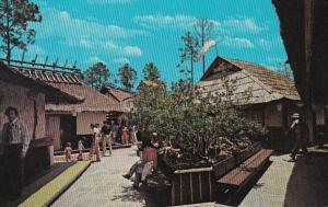 Florida Daytona Beach Marco Polo Park Meditation Area In Japanese Village