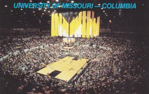 Stadium, Baskeball Stadium, Hearnes Center, University of Missouri, COLUMBIA,...