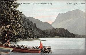 Buttermere Lake and Honister Crag Lake Boat Bateau Reliable Series