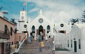 St. Peter´s Church, The Parish Church Of St. George´s, Bermuda, 1940-1960s