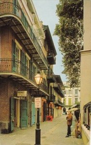 Pirates Alley New Orleans Louisiana