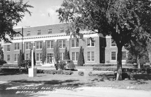 Beatrice Nebraska Feeble Minded Institute Real Photo Antique Postcard K13709