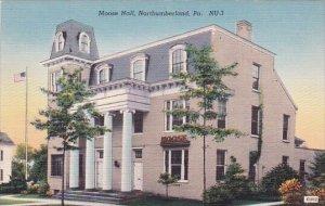 Moose Hall Northumberland Pennsylvania