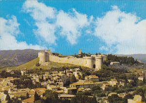 Le Fort Saint-Andre Avignon France