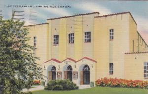 CAMP ROBINSON , Arkansas , 1948 ; Lloyd England Hall