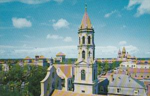 Florida St Augustine Oldest Catholic Church In America