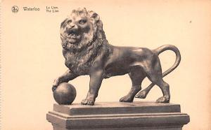 Waterloo Belgium, Belgique, Belgie, Belgien Le Lion Waterloo Le Lion